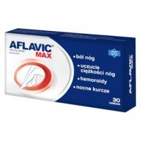 Aflavic MAX 1000 mg 30 TABLETEK
