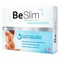 Be Slim Aquaminum, 30 tabletek