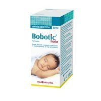 Bobotic Forte 30 ml kolki espumisan simeticon