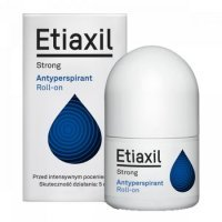 Etiaxil Strong, antyperspirant roll-on pod pachy, 15 ml